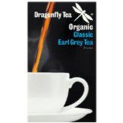 Dragonfly Organic Classic Earl Grey 20 Bags