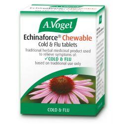 A.Vogel Echinaforce Chewable Cold & Flu tablets 40