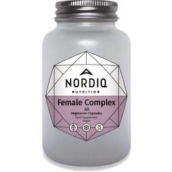 Nordiq Nutrition Female Complex 60 caps