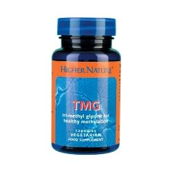 Higher Nature TMG 90 capsules
