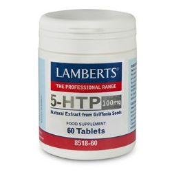 LAMBERTS 5-HTP 100 Mg 60'S