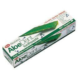 Aloe Dent Triple Action Floride Free Toothpaste 100ml