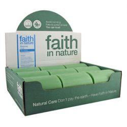 Faith in Nature Rosemary Soap - box of 18 bars