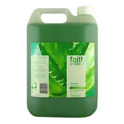 Faith in Nature Aloe Vera Shampoo 5 liter