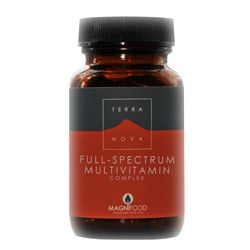 Terra Nova Full Spectrum Multivitamin Complex 50's