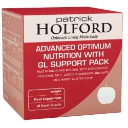Biocare Patric Holford Advanced Optimum Nutrition GL Support Pack