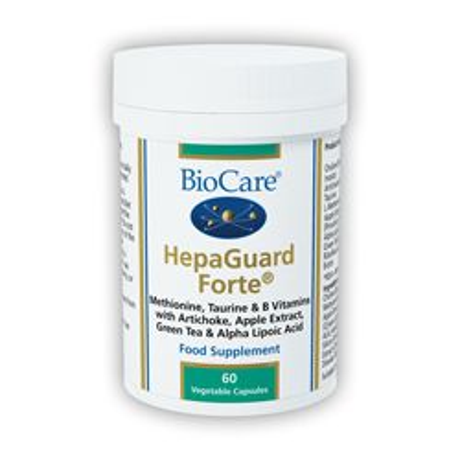 Biocare HepaGuard Forte® 60's