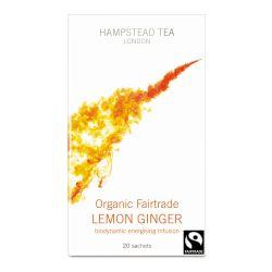 Hampstead Liberate Lemon Ginger Tea 20 Bags