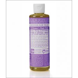Dr. Bronner's Lavender Liquid Soap 236ml