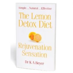 Lemon Detox Diet Book - Rejuvenation Sensation