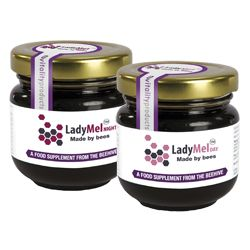 LadyMel Day + Lady Mel Night Kit  2x 120 gms Jar