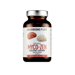 Mushrooms4Life Organic Myco-Zen 60 Caps