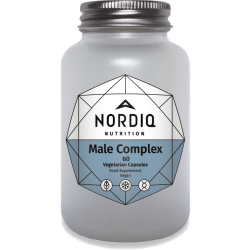 Nordiq Nutrition Male Complex 60 caps