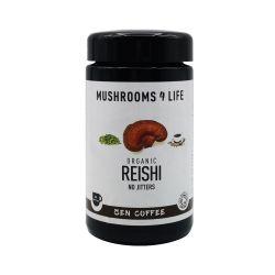 Mushrooms4Life Organic Reishi Zen Coffee 80g