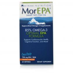 Minami Nutrition MorEPA Smart Fats 60 capsules