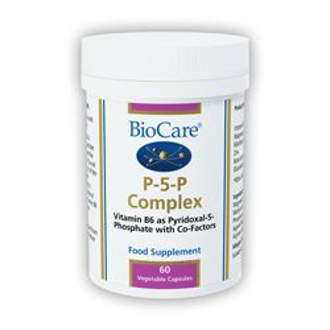 Biocare P-5-P Complex 60's