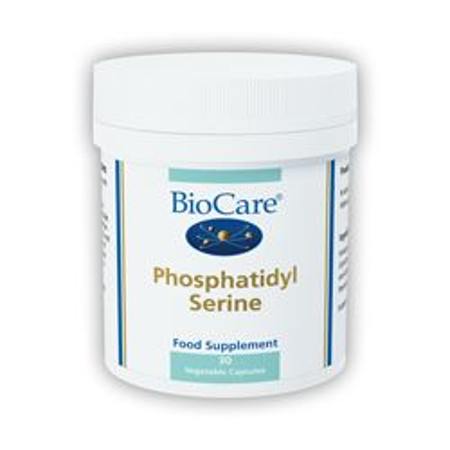 Biocare Phosphatidyl Serine 30's