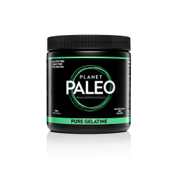 Planet Paleo Pure Gelatine (regular) 400g