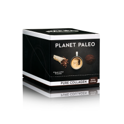 Planet Paleo Pure Collagen - Keto coffee Sachets 15sach
