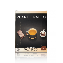Planet Paleo Organic Bone Broth Protein Powder (Chocolate) 480g