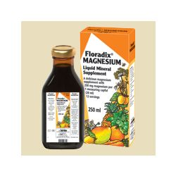 FLORADIX MAGNESIUM LIQUID SUPPLEMENT 250 ml