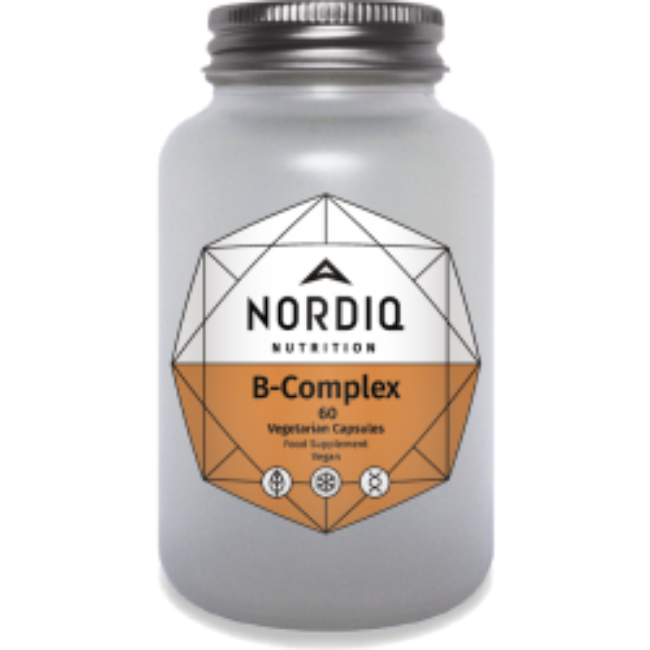 Nordiq Nutrition B-Complex 60 caps
