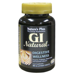 Nature's Plus GI NATURAL BI-LAYER TAB 90