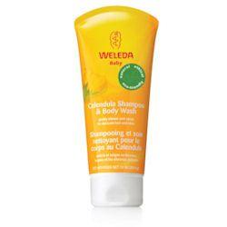 Weleda Calendula Shampoo & Bodywash 200ml