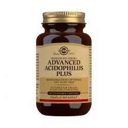 Solgar Advanced Acidophilus Plus Vegetable Capsules - Pack of 60
