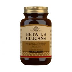 Solgar Beta 1,3 Glucans Tablets - Pack of 60