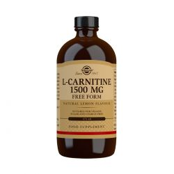 Solgar L-Carnitine 1500 mg Liquid - 473 ml