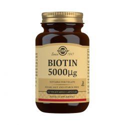 Solgar Biotin 5000