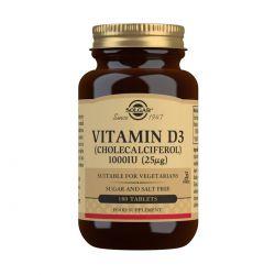 Solgar Vitamin D3 (Cholecalciferol) 1000 IU (25