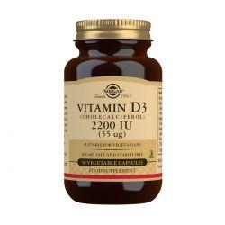 Solgar Vitamin D3 (Cholecalciferol) 2200 IU (55
