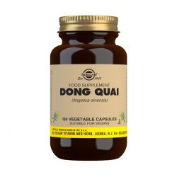 Solgar Dong Quai Vegetable Capsules - Pack of 100