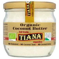 Tiana organic coconut butter 300ml