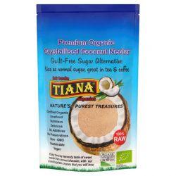 Tiana Organic Crystallised Raw Coconut Nectar 250g
