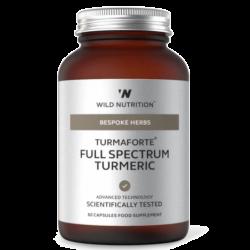 Wild Nutrition General Living Turmaforte Full Spectrum Turmeric caps 60 caps