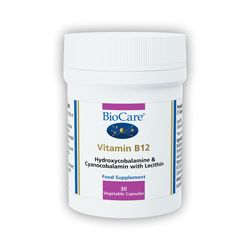 Biocare Vitamin B12 30's