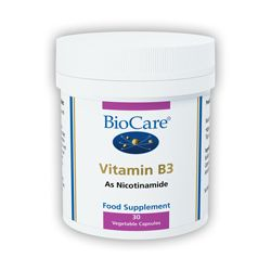 Biocare Vitamin B3 30's