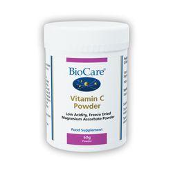 Biocare Vitamin c 500 60's