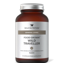 Wild Nutrition General Living Food-Grown Wild Traveller 32 caps