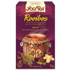 Yogi Tea Rooibos 17 Bags