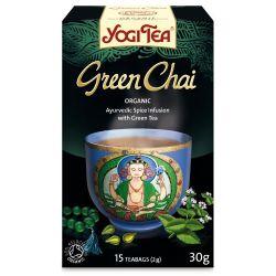 Yogi Tea Green Chai 17 Bags