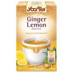 Yogi Tea Ginger Lemon 17 Bags