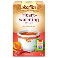 Yogi Tea Heart warming 17 Bags