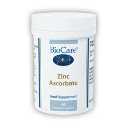 Biocare Zinc Ascorbate 60's