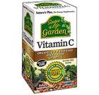 Nature's Plus Source of Life Garden Vitamin C Vcaps 60's